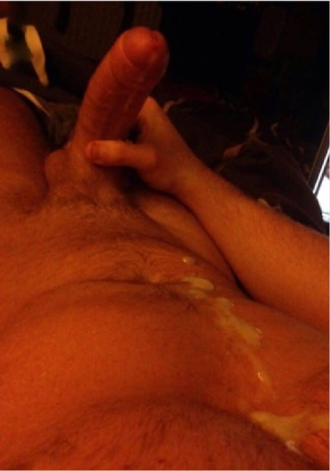 Big Cock And Sperm